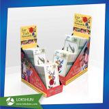 Karton-Bildschirmanzeige-/Cardboard-Gegenoberseite-Bildschirmanzeige der PappeTable/PDQ