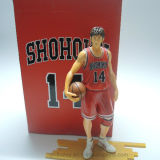 Пластичный рисунок игрушка Anime спорта баскетбола украшения