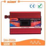 C.C. de la fuente de alimentación de Suoer al inversor de la corriente ALTERNA (SAA-D500A)