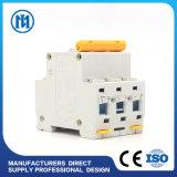 corta-circuito actual residual de 25A 40A 63A 2p 4p 30mA 100mA 300mA 500mA