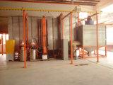 新しいペンキのドアのための噴霧の生産ライン