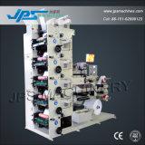 torchio tipografico del film di materia plastica del rullo PVC/PE/OPP/Pet/PP/BOPP/BOPE di Cinque-Colore di larghezza di 320mm