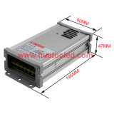 alimentazione elettrica di 24V12.5A LED/lampada/striscia flessibile IP65 Rainproof