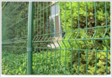 曲線のWire Mesh Fence /Wire Mesh Gratingか庭Fence