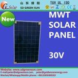 Mwt 270W al poli comitato solare 290W (30V)