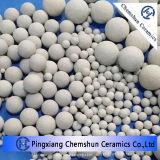 17-23% sfera inerte di ceramica dell'allumina per l'elemento portante di catalizzatore & lo scambiatore di calore