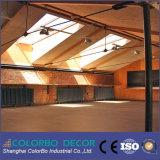 Панель деревянных шерстей поставщика Шанхай форменный акустическая