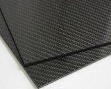 Folha de fibra de carbono com papel de fibra de carbono de 3k