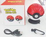 熱い販売のPokeball Pokemonは無線BluetoothのスピーカーUSBの演劇の行く