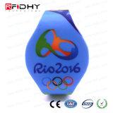 ブラジルのオリンピックのゲームのSuppiler 4k RFID NFCの習慣のリスト・ストラップ