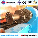 Máquina de encalladura rígida de la jaula para el cable y el alambre de aluminio