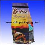 側面のガセットの軽食のパッキング袋(l)