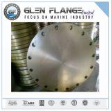 Gesmede Blinde Flens, DIN2573/Type 01/Type05, Koolstofstaal