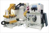 자동적인 기계 NC 자동 귀환 제어 장치 직선기 지류 및 Uncoiler 압박 선에서 를 사용하는