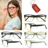 2016 In het groot Frame van Eyewear van de Manier van de Glazen van Eyewear van de Ontwerper van vrouwen het Recentste