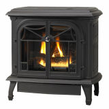 Antikes Cast Iron Stove mit CER Certification