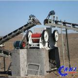 Trituradora de quijada del granito para los míos, mineral, machacamiento de la mina
