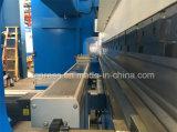 Máquina rolada 80t3200mm do freio da imprensa hidráulica da folha