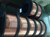CO2 geschweißter Draht Aws Er70s-6 des Silikon-Mangan-Stahl-Typen