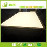 luz de painel ultra fina montada do diodo emissor de luz de 40W 48W 50W 60W 600X600 superfície magro