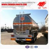 Fabrication de la Chine 40000 litres d'alliage d'aluminium de remorque de pétrolier