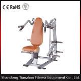 工場装置Tz5049 45度の足のそりの体操の適性装置