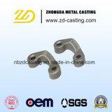 Forjamento quente personalizado do aço frio para o aço de alumínio