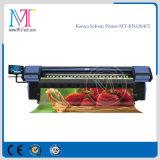 3.2 Stampante solvibile del tracciatore di Impresora della bandiera della flessione dei tester con la testina di stampa di Konica (MT-KN3208CI)