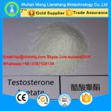 99% Pureza Testosterona Acetate Esteroides Hormona CAS 1045-69-8 para el Culturismo