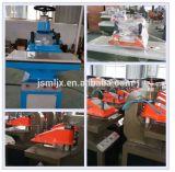 Automatischer hydraulischer Schwingen-Arm-stempelschneidene Maschine