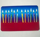 3D Lenticular Plastic Card Printing