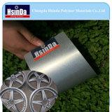 Enduit métallique métallisé de poudre d'effet d'argent brillant de polyester pour la roue/RIM automatiques