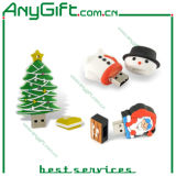 USB Flash Drive di Gift di natale con Customized Logo 17