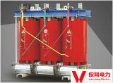 乾式の変圧器か変圧器または円環形状の変圧器