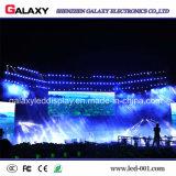 Pantalla de visualización a todo color de interior de LED del alquiler para el concierto con el panel ligero P3.91/P4.81/P5.95