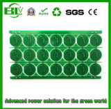 tarjeta de la batería de litio de 2s 8.4V BMS/PCBA/PCM/PCB para el paquete de la batería del Li-ion