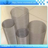 Cilindro del filtro de Vetex del acero inoxidable 316