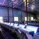Indicatore luminoso di colore della città di illuminazione 72PCS 12W RGBW 4in1 LED della fase