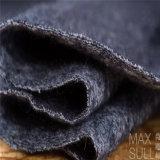 Tessuti di cotone e delle lane per l'autunno nell'azzurro di blu marino