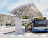 Visualizzazione di LED mobile del messaggio del kit del bus per il bus della città