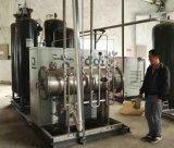 ozono de la purificación del agua 15kg/H en el tratamiento del agua potable