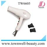 Secador de pelo duradero colorido con 2 boquillas estrecha difusor opcional
