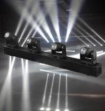 4PCS x 10W weißes LED bewegliches Hauptlicht