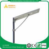integriertes Straßenlaternedes Garten-20W des Sonnenkollektor-IP65 LED