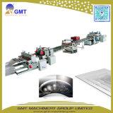 De plastic Antistatische Transparante Met een laag bedekte Uitdrijving die van het Blad van Lenzen PMMA Machine maakt