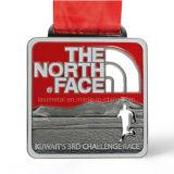 Medaglia corrente di Chanllenge di sport del premio poco costoso su ordinazione della corsa