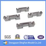 Pieza que trabaja a máquina del CNC de la precisión de aluminio para el equipo de la automatización