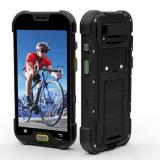 4G Lte Smartphone ultra rugoso, IP68 clasificado, 2+16GB, el panel visible de la sol del IPS, tacto del guante utilizado