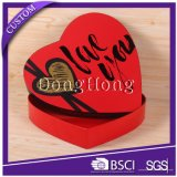 Wedding Favor cadeau Empty Heart Shape Chocolate Box