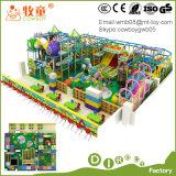 Фабрика Китая парка атракционов оборудования спортивной площадки конструкции темы крытая